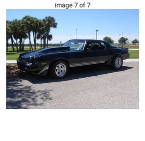 1980 Chevrolet Camaro Z28 Coupe for sale 101344378
