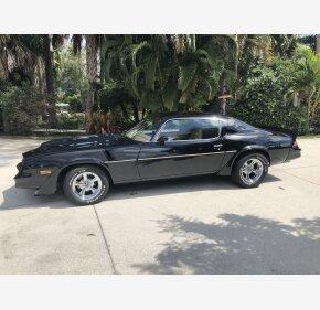 1980 Chevrolet Camaro for sale 101365041