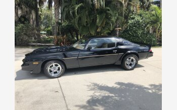 1980 Chevrolet Camaro for sale 101365041