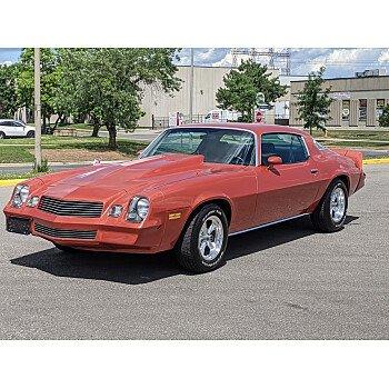 1980 Chevrolet Camaro for sale 101605118