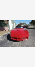 1980 Chevrolet Corvette for sale 100832115