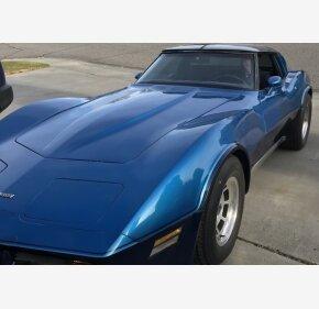 1980 Corvette For Sale >> 1980 Chevrolet Corvette Classics For Sale Classics On
