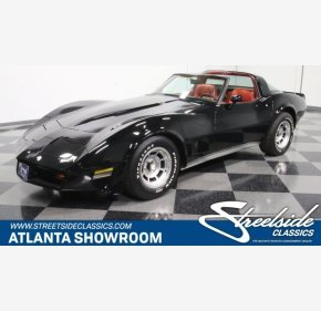 1980 Chevrolet Corvette for sale 101098862