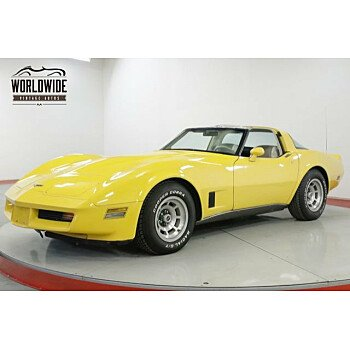 1980 Chevrolet Corvette for sale 101151230