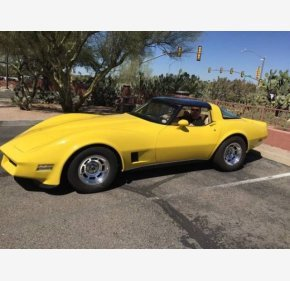 1980 Chevrolet Corvette for sale 101201980