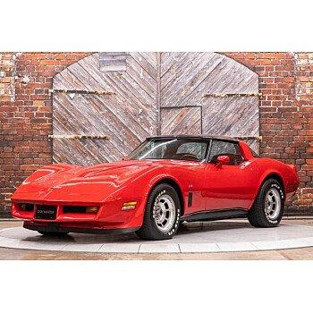 1980 Chevrolet Corvette for sale 101219057