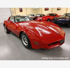 1980 Chevrolet Corvette for sale 101221976