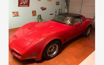 1980 Chevrolet Corvette Convertible for sale 101234946