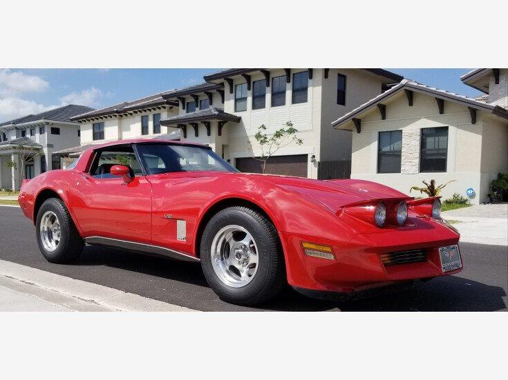 1980 Chevrolet Corvette for sale 101313903