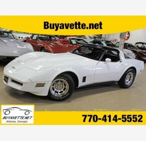 1980 Chevrolet Corvette for sale 101314905