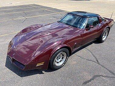 1980 Chevrolet Corvette for sale 101343381