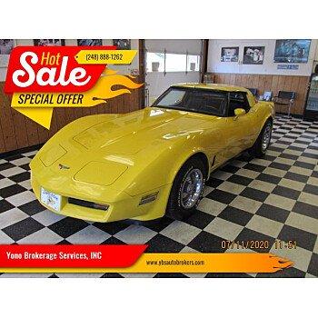 1980 Chevrolet Corvette for sale 101349038