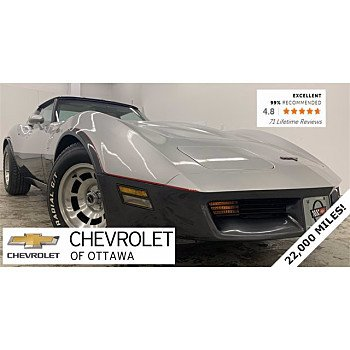 1980 Chevrolet Corvette Coupe for sale 101353250