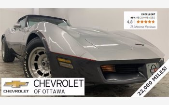 1980 Chevrolet Corvette Coupe for sale 101353250