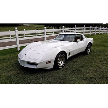 1980 Chevrolet Corvette for sale 101382527