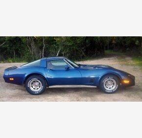 1980 Chevrolet Corvette for sale 101419397