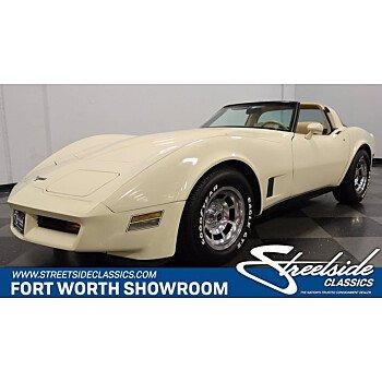 1980 Chevrolet Corvette for sale 101420587