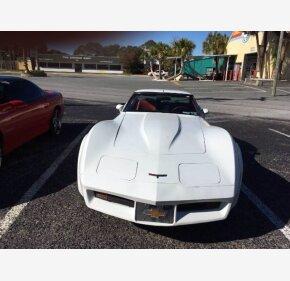 1980 Chevrolet Corvette for sale 101447778