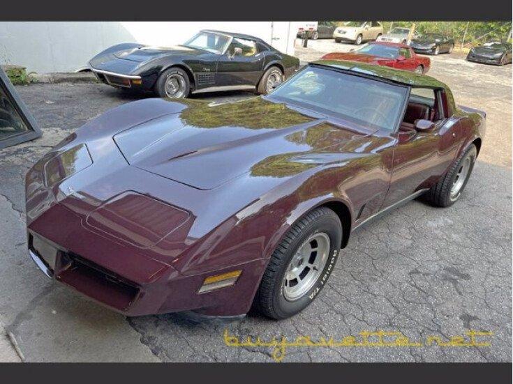 1980 Chevrolet Corvette Coupe for sale 101566539
