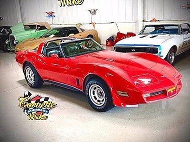 1980 Chevrolet Corvette Coupe for sale 101574894