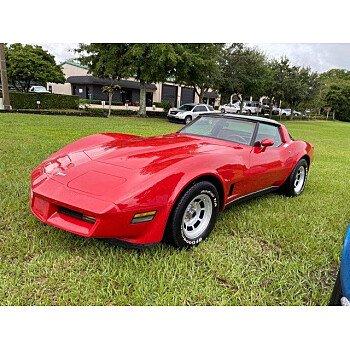 1980 Chevrolet Corvette for sale 101600352