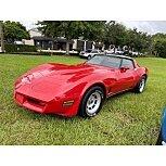 1980 Chevrolet Corvette for sale 101601534
