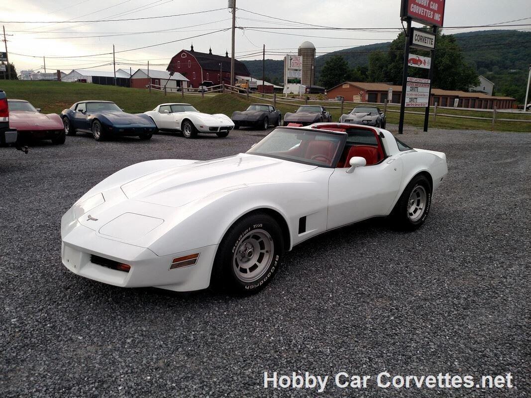 1980 Corvette For Sale >> 1980 Chevrolet Corvette Classics For Sale Classics On Autotrader