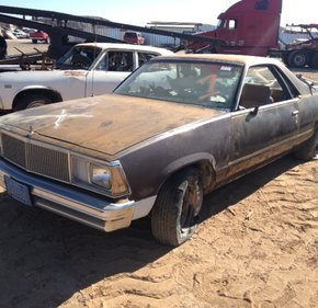 1980 Chevrolet El Camino for sale 100740854