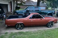 1980 Chevrolet El Camino V8 for sale 101356092
