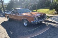 1980 Chevrolet El Camino for sale 101413523