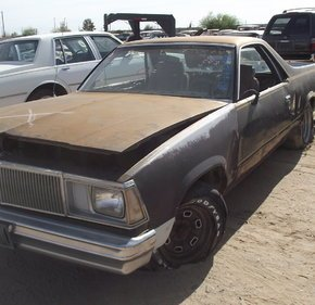 1980 Chevrolet El Camino for sale 101383939