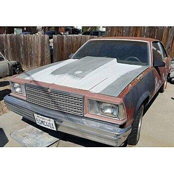 1980 Chevrolet Malibu for sale 101194209