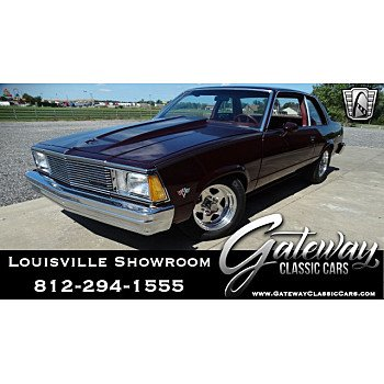 1980 Chevrolet Malibu for sale 101199498
