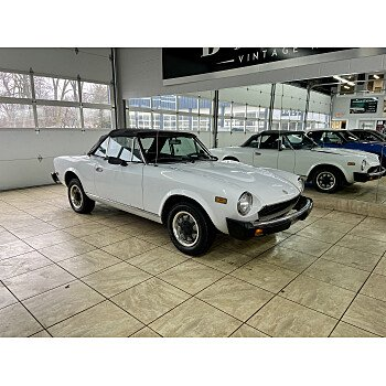 1980 FIAT Spider for sale 101475522