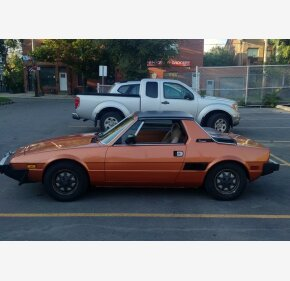 1980 FIAT X1/9 for sale 101154026