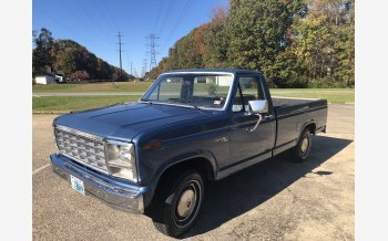 1980 Ford F100 2WD Regular Cab for sale 101404737