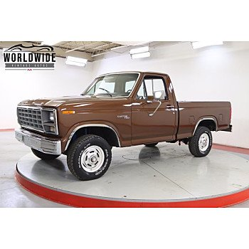 1980 Ford F150 for sale 101404222
