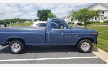 1980 Ford F150 2WD Regular Cab for sale 101230585