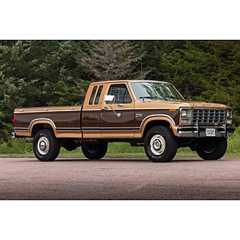 1980 Ford F250 for sale 101547801