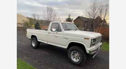 1980 Ford F350 4x4 Regular Cab for sale 101491042