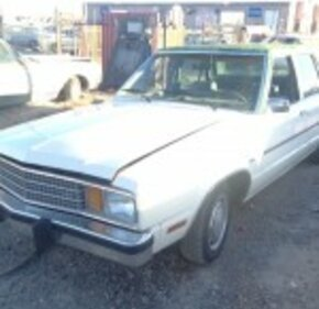 Ford Fairmont For Sale >> Ford Fairmont Classics For Sale Classics On Autotrader
