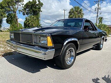 1980 GMC Caballero for sale 101629605