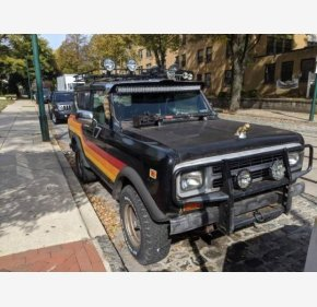 1980 International Harvester Scout for sale 101249207