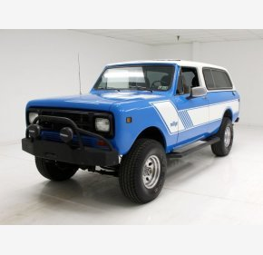 1980 International Harvester Scout for sale 101267792