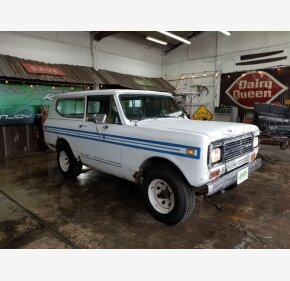 1980 International Harvester Scout for sale 101397532