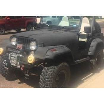 1980 Jeep CJ-5 for sale 100929092