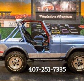 1980 Jeep CJ-5 for sale 100898359