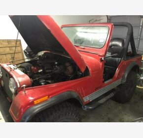 1980 Jeep CJ-5 for sale 100929420