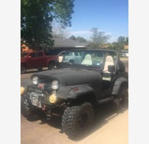 1980 Jeep CJ-5 for sale 100940506