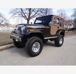 1980 Jeep CJ-5 for sale 101018356